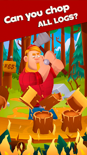 Timber Slash – Best Clicker 1