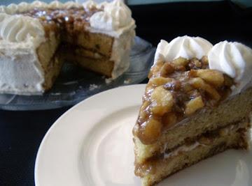 Domestic Goddess Cake Recipe