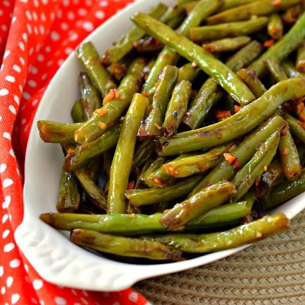 Stir Fried Green Beans Recipe
