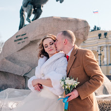 Wedding photographer Anastasiya Afanaseva (anafanasieva). Photo of 03.05.2017