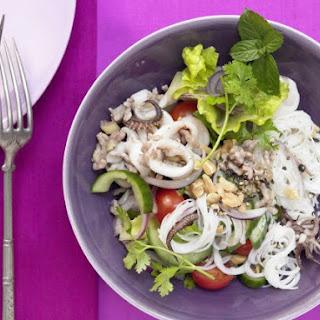 Thai-Style Calamari Salad