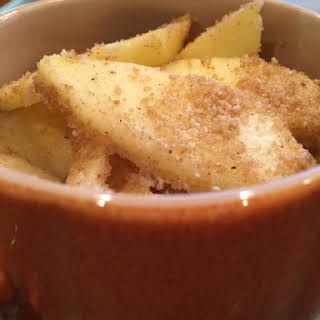Microwave Apple Dessert Recipes.