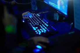 Gaming Computer Stock Photos And Images - 123RF