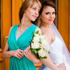 Wedding photographer Yuliya Afanaseva (JuZaitseva). Photo of 27.06.2016