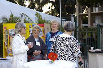 Photo: Pat Killeen, Penny Havens Deley, Nancy Ford Truher, Denny Keyes Alspach