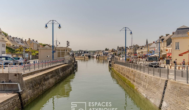 Property Port-en-Bessin-Huppain
