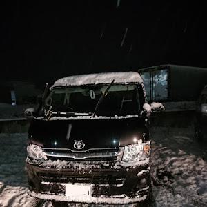 ハイエースワゴン TRH219W 24年式のカスタム事例画像 亀さんの2018年12月08日08:42の投稿
