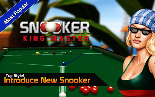 Snooker King Master