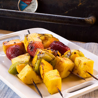 Grilled Fruit Dessert Rum Recipes