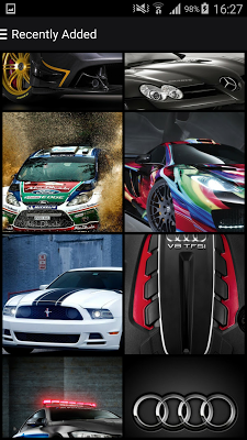 Sport Car Wallpapers HD - screenshot