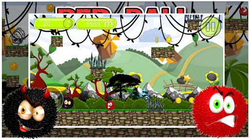 Escape Red Ball apkmind screenshots 3