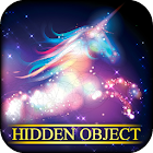 Hidden Object - Unicorns Illustrated icon