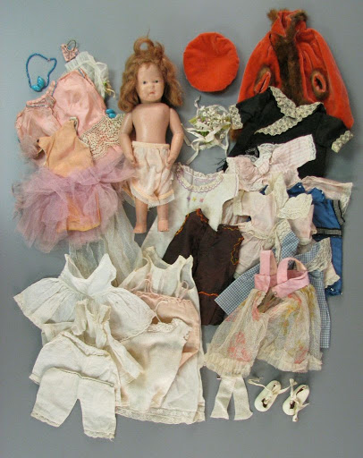 Doll | doll clothes:Schoenhut Doll