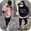 Street Fashion Swag Men Style icon