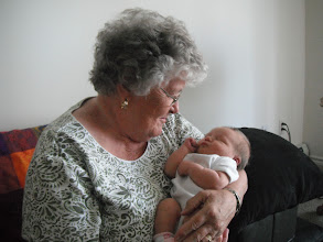 Photo: Nanny the Great meets Audrey Anne!