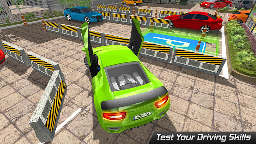 Sports Car Parking 1.0 screenshots 2