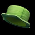 緑のジプシーキャップ
