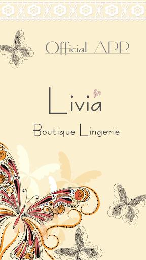 Livia琍維亞精品內衣APP-MIT及日韓系內著行動商城