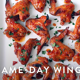 Game-Day Wings