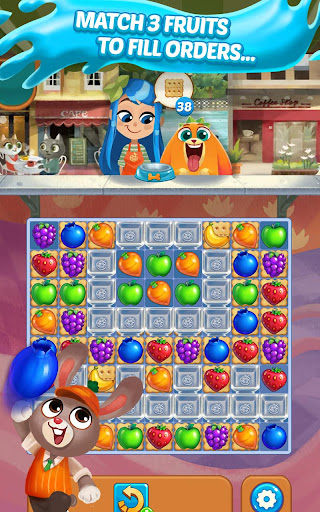 Juice Jam - Puzzle Game & Free Match 3 Games 2.23.7 screenshots 3