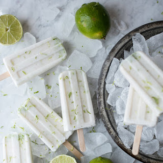 Coconut Lime Popsicles Recipe