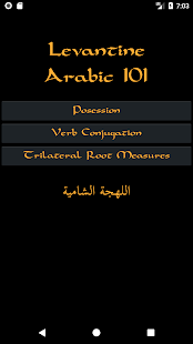 Levantine Arabic 101 - náhled