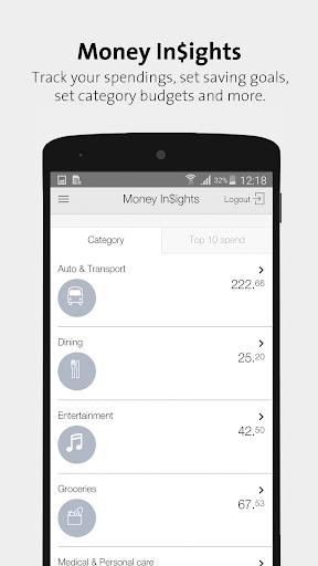 OCBC SG Mobile Banking  screenshots 4