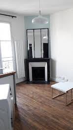 Studio meublé 17 m2