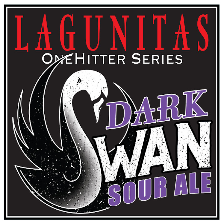 Logo of Lagunitas Dark Swan
