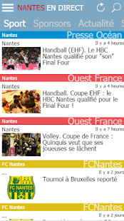 Nantes en Direct- screenshot thumbnail