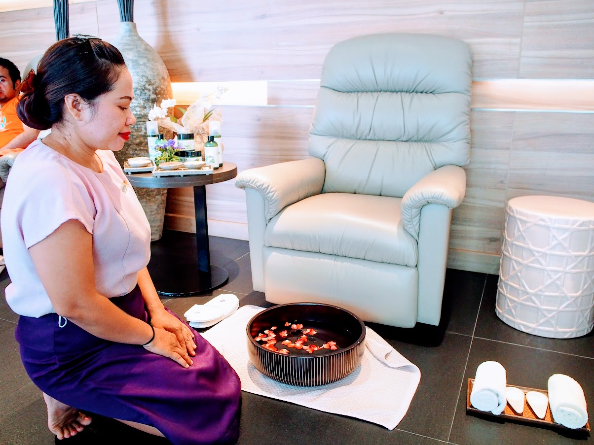 LYN SPA@ grand mercure Phuket patong