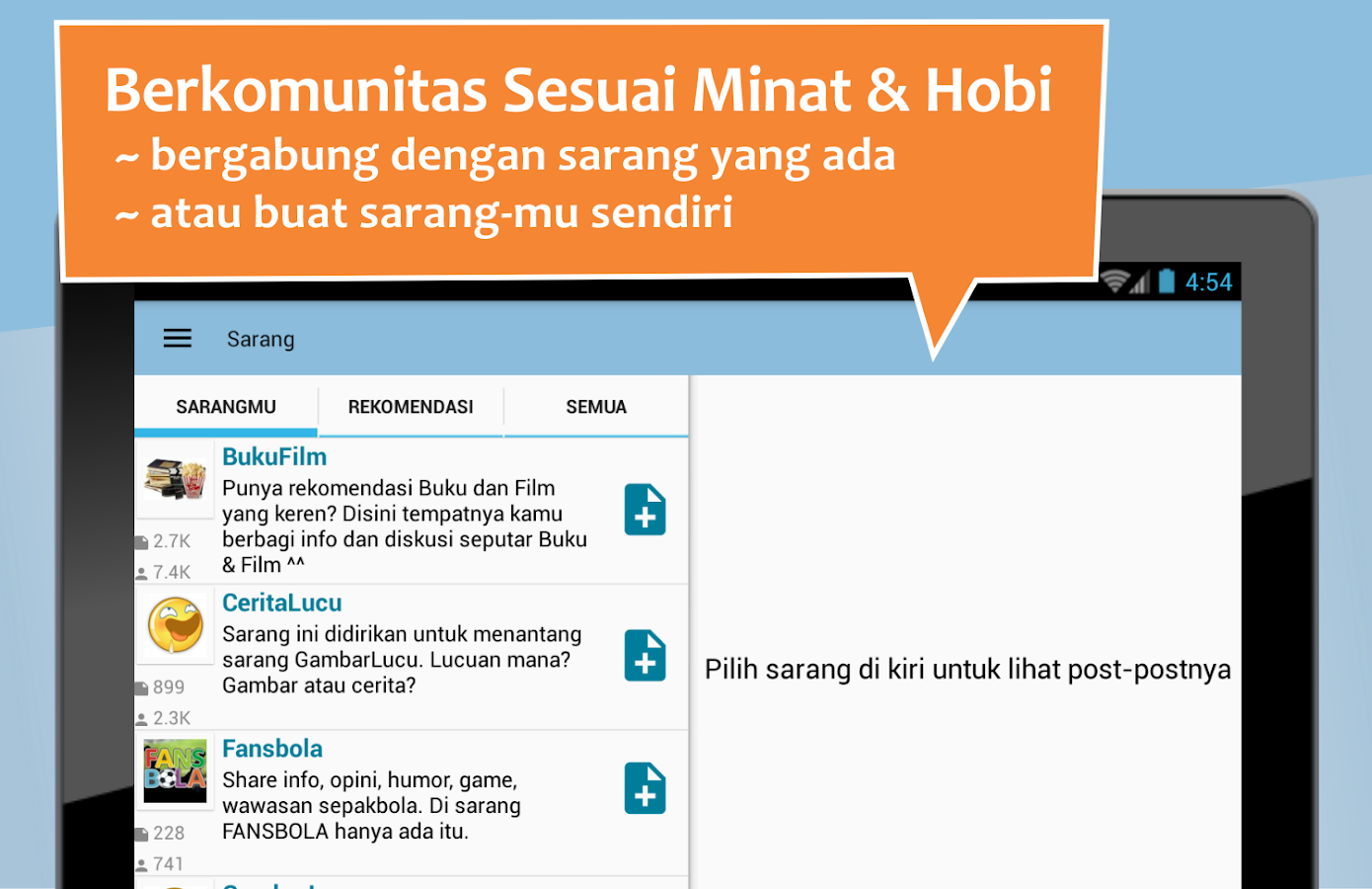 CrowdVoice Indonesia Android Apps On Google Play