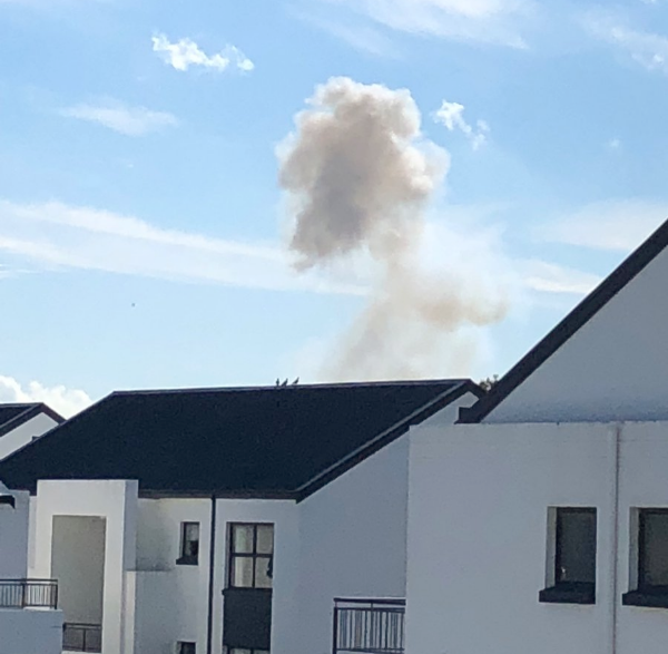 Four people have been confirmed dead after an explosion at the Rheinmetall Denel munitions factory in Somerset West on September 3, 2018.