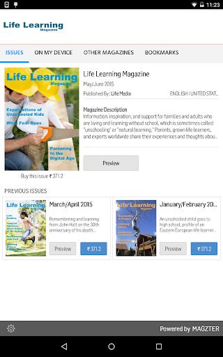 Life Learning Magazine