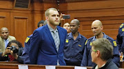 Henri van Breda's case was processed at the Stellenbosch police station in the Western Cape.