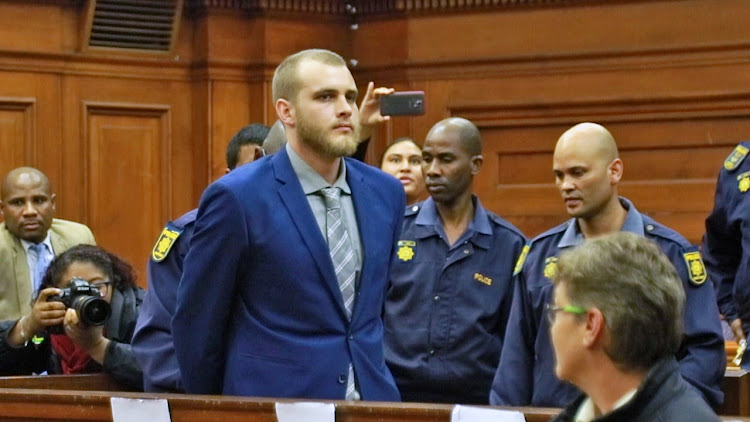 Henri van Breda was found guilty of the attempted of his sister Marli van Breda.