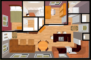 house plan design - screenshot thumbnail 01