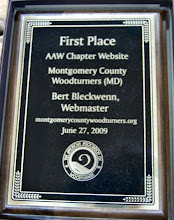 Photo: MCW's Web Site, designed by Doug Pearson and now mastered by Bert Bleckwenn, received a First Place Award in the AAW Chapter Web Site contest. This is up from a Second Place last year. Congrats to Doug, Bert, and all contributors.
