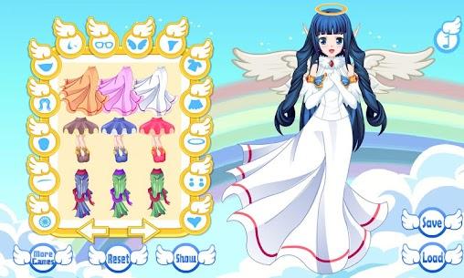 Dress Up Angel Avatar Anime Games – Latest MOD APK 2