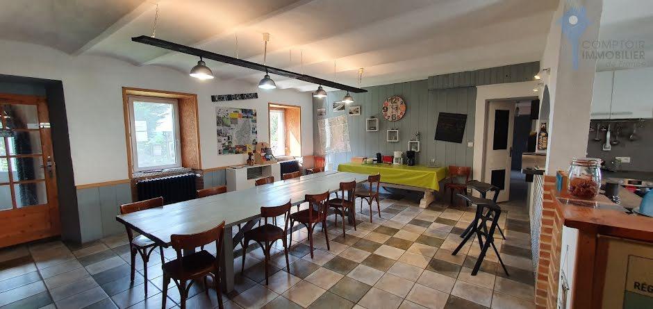Vente maison 11 pièces 345 m² à Sainte-Eulalie (07510), 313 500 €