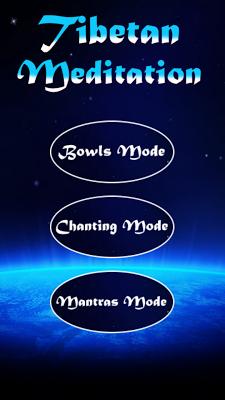 buddhist singing bowl Chakras - screenshot