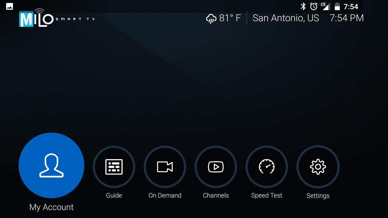 Image result for Milo smart TV
