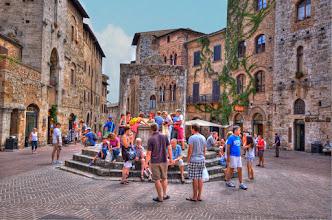 Photo: San Giminiano