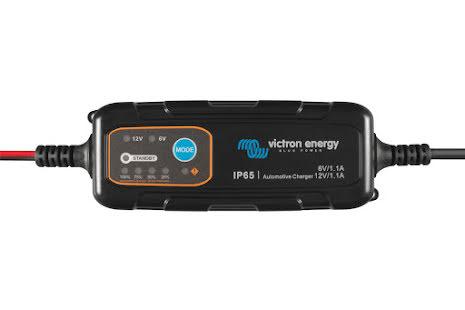 Victron Automotive IP65 Charger 6V/12V-1,1A