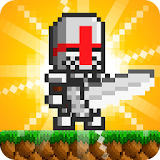 Mini guardians: castle defense (retro RPG game)