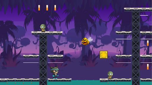 Hero Adventure vs Zombie  captures d'écran 2
