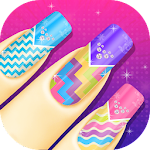 Magic Nail Spa Salon - Manicure Spa Beauty Game Icon