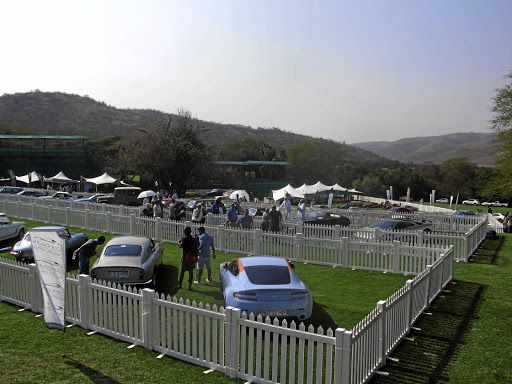 The conference will run alongside the Concours SA at Sun City. Picture: MARK SMYTH