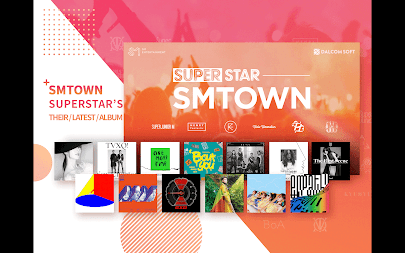 SuperStar SMTOWN APK screenshot thumbnail 10
