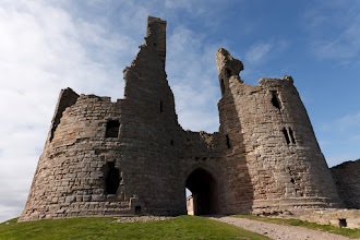 Photo: Dunstanburgh Castle